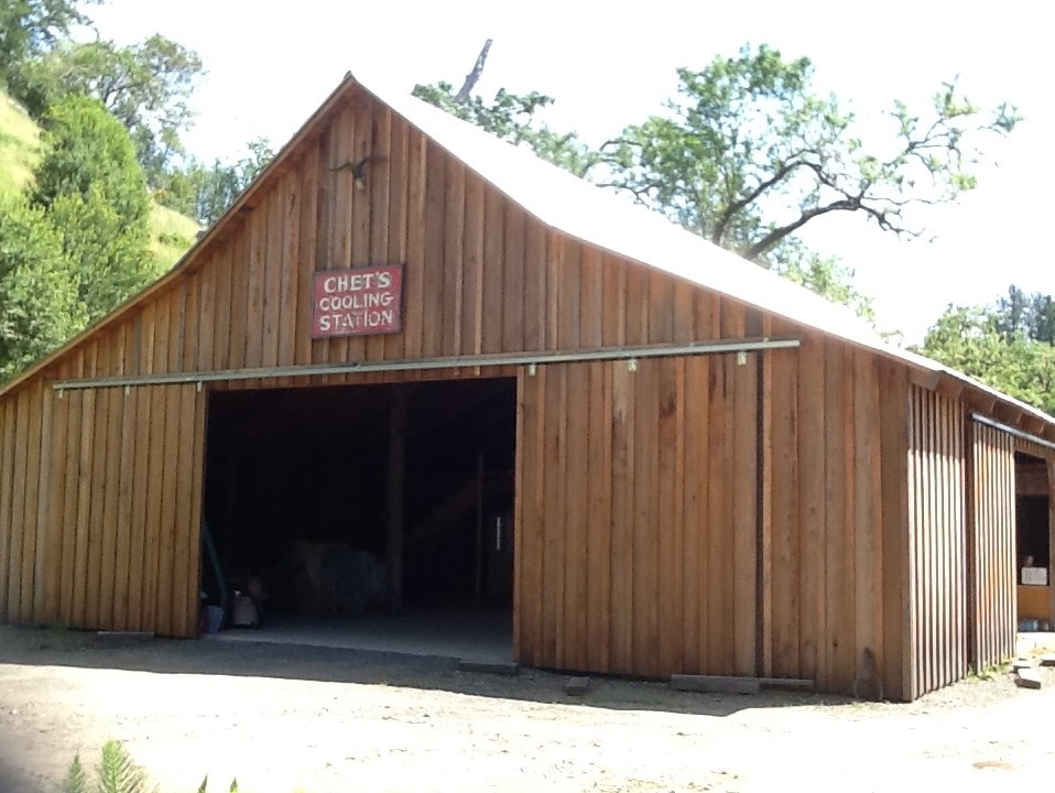 The Barn at Crow's Peak Ranch